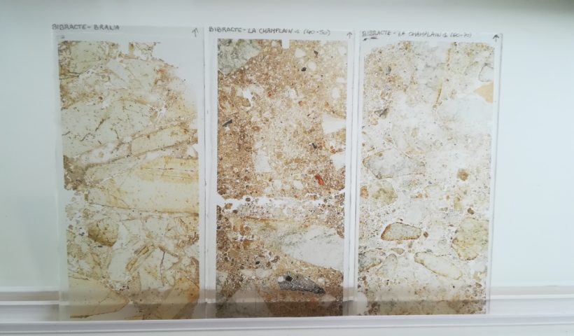 Bibracte thin sections